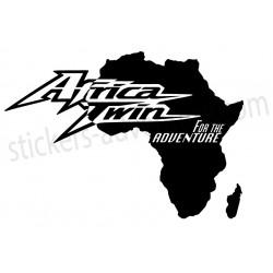 Carte Africa twin ADV