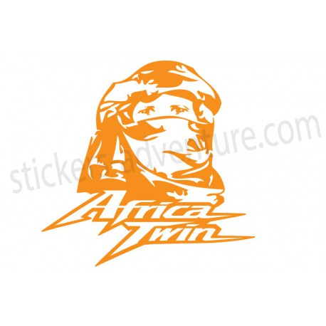 Chèche Africa Twin