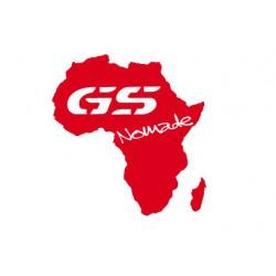 Carte Afrique R1200 GS Nomade