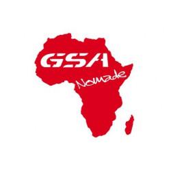 Carte Afrique GSA Nomade