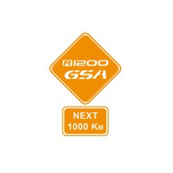 "Sticker ""Gsa Next 1000"""