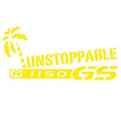 R1150 GS Unstoppable