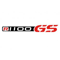 Sticker R1100 GS bagagerie