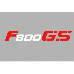 Stickers F800GS