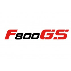 Sticker F800 GS bagagerie
