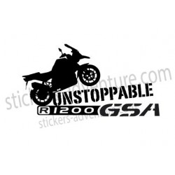 R1200 GSA Unstop silhouette