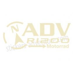 ADV sticker V1