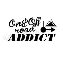 On & off road Addict