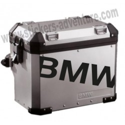 Lettre BMW valise