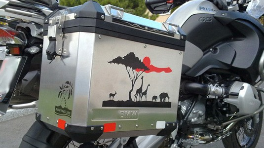 Stickers Savane